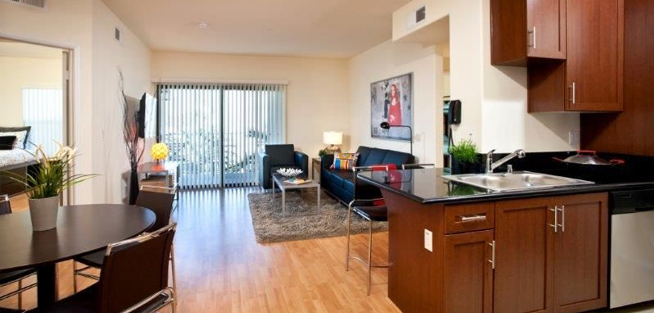 Modern and Comfortable Student Living